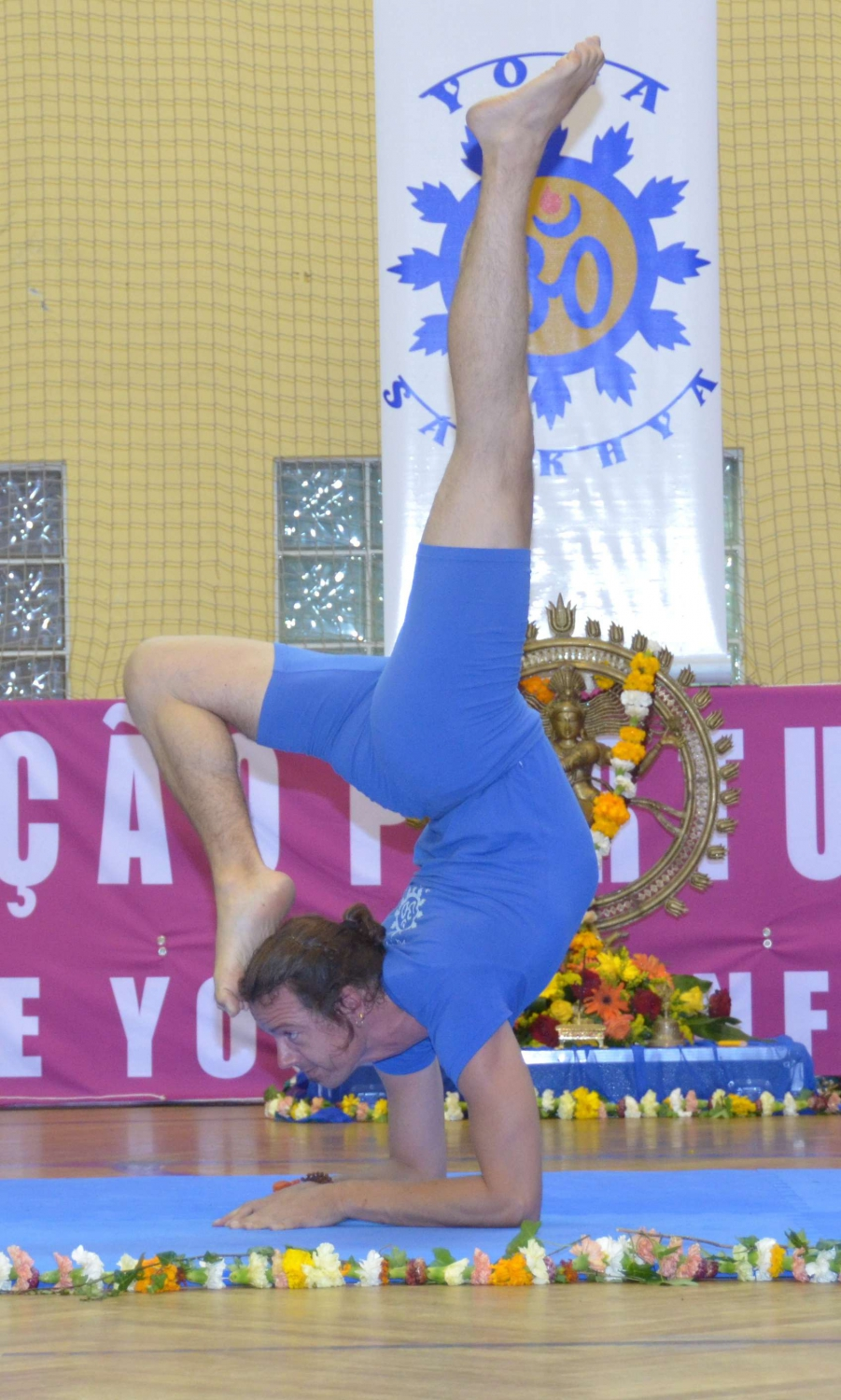 Dia Mundial do Yoga 2014 - Cascais