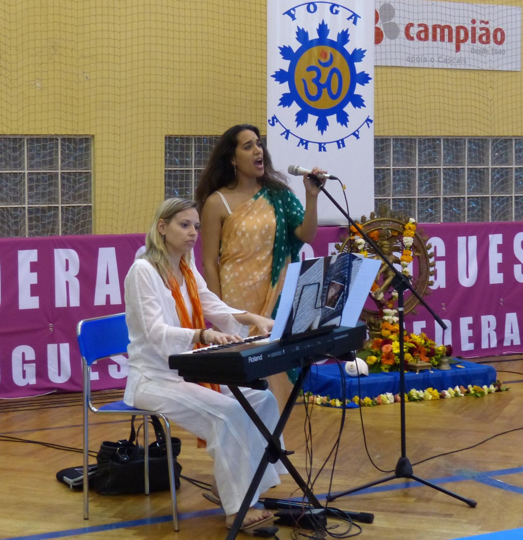 Dia Mundial do Yoga 2014 - Cascais