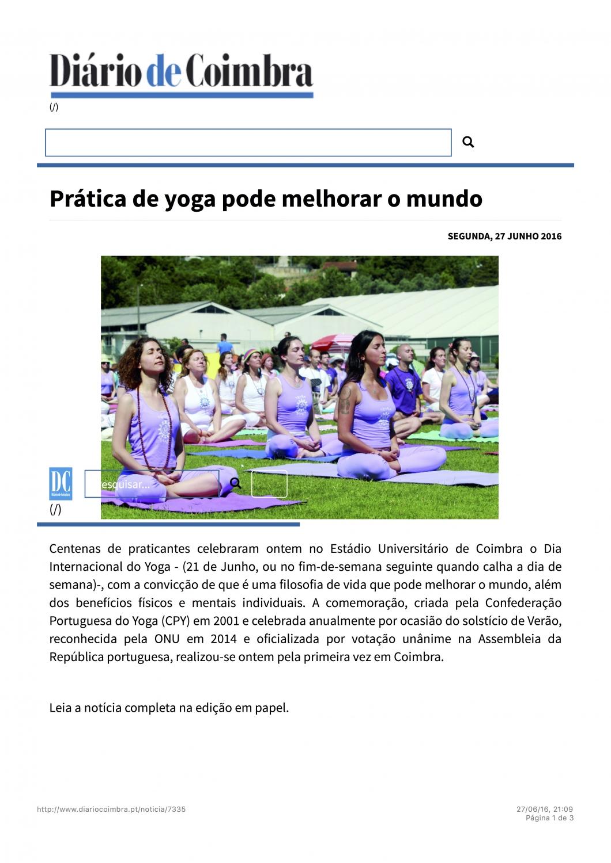 Diário de Coimbra - 2016, Junho, 27