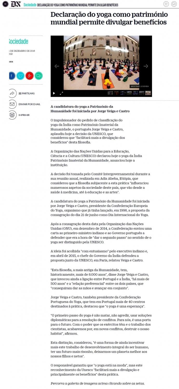 Diário de Notícias - 2016.12.01