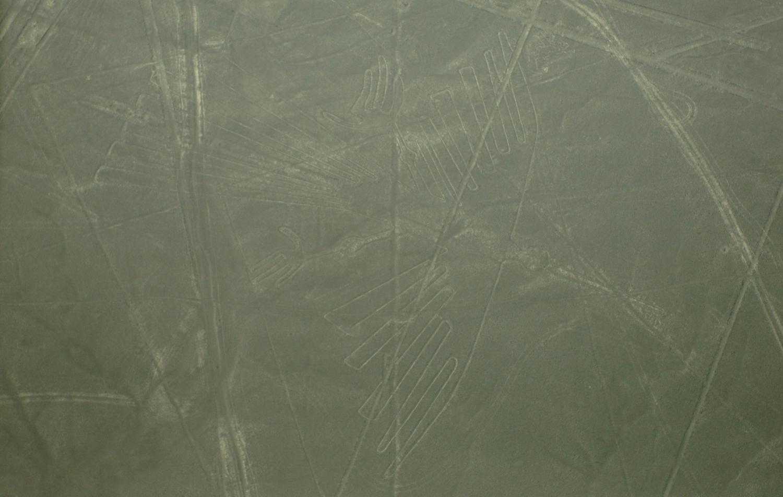 Linhas de Nazca - Perú