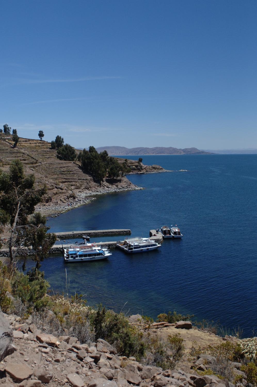 Lago Titicaca - Perú