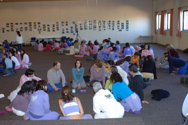 Encontro Nacional do Yoga - Peniche - 2008, Novembro, 14 a 16