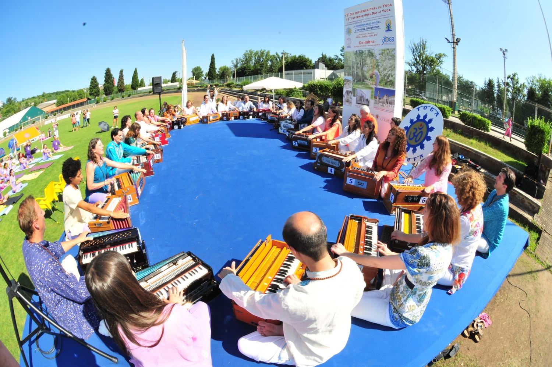 Concierto de Mantra con 30 Bhaja