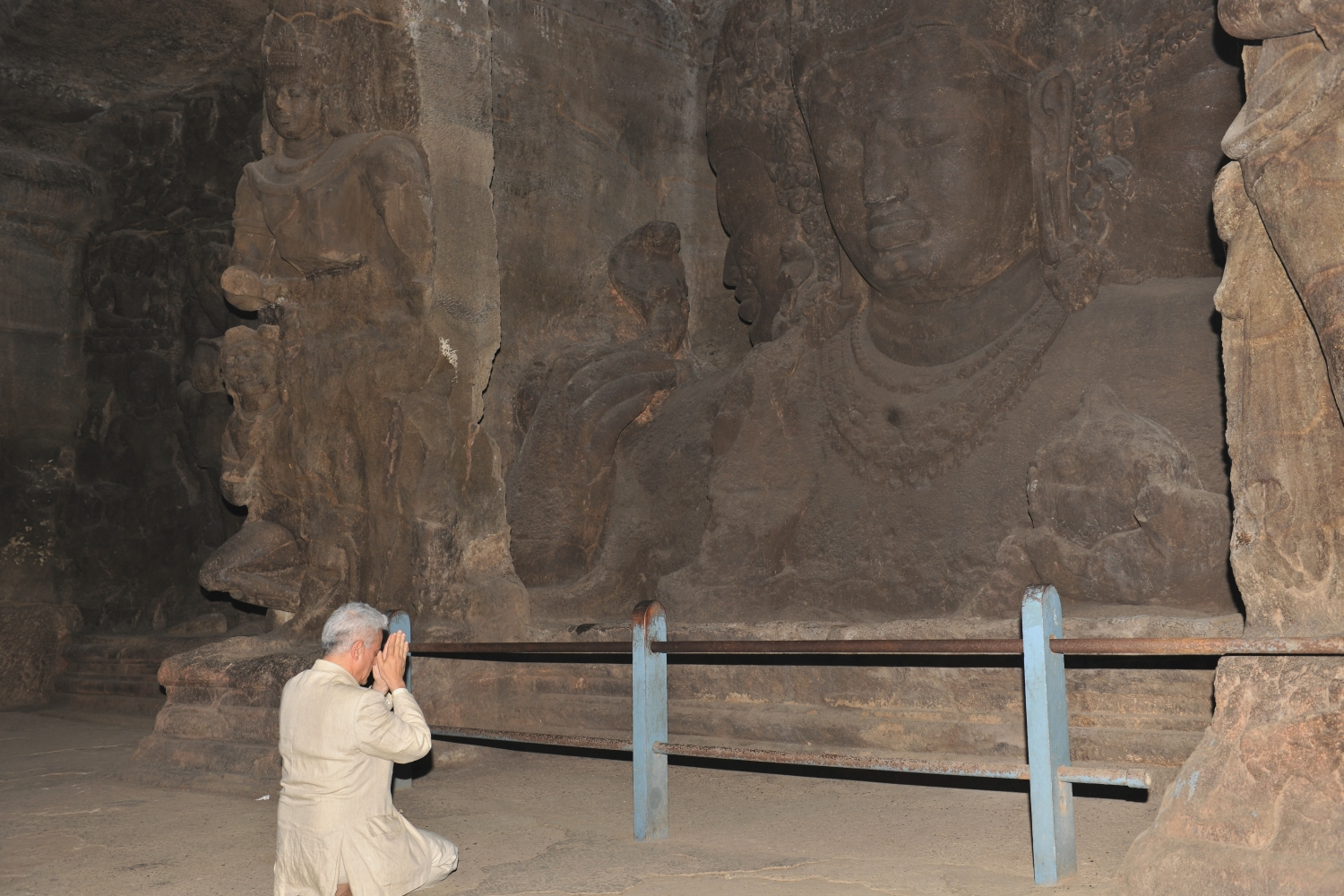 Elephanta Caves, Mumbai, India - 2009