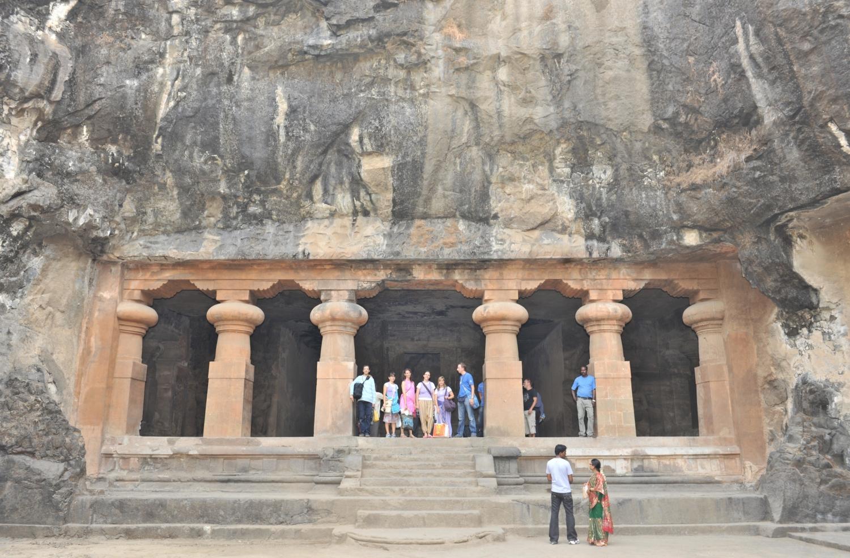 Elephanta Caves, Mumbai, Índia - 2009