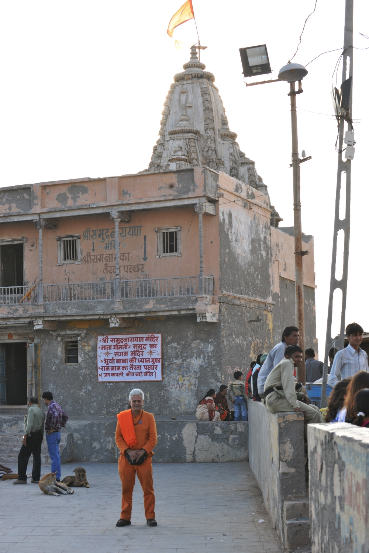 Dváraka, India - 2010, January
