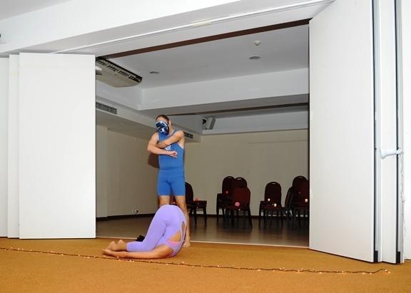 Encontro Nacional do Yoga - Monte Gordo - 2012, Novembro, 16 a 18