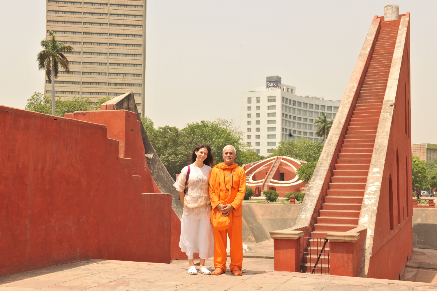 Jantar Mantar, Dillí, India - 2011, April
