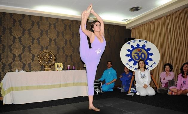 Encontro Nacional do Yoga - Serra da Estrela - 2009, Novembro, 13 a 15