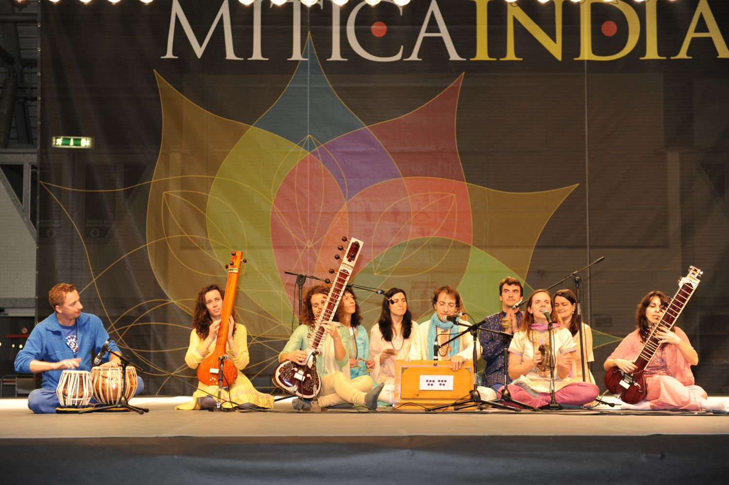 Mittica India, Carrara, Italie - 2010, mars
