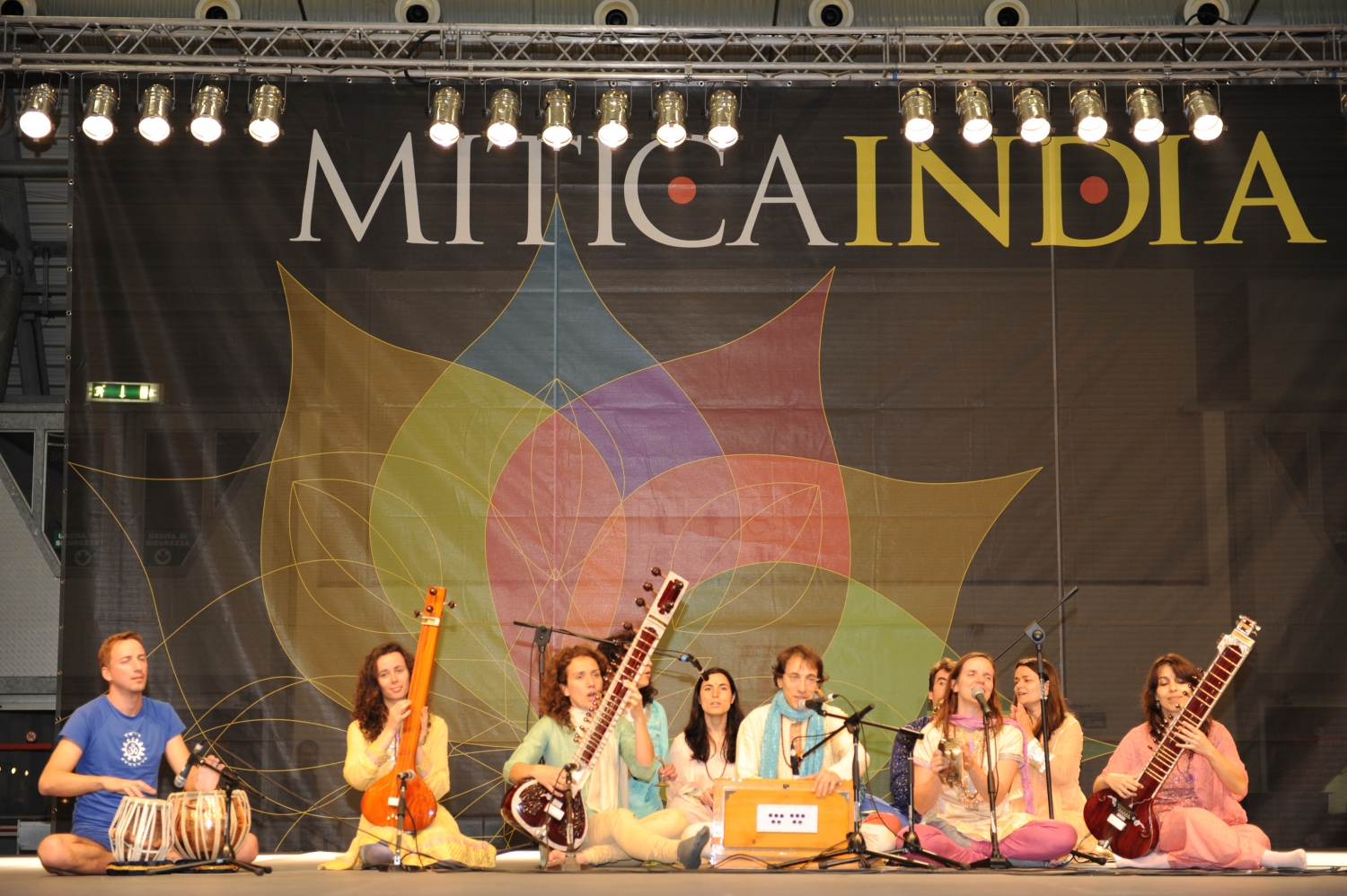Mittica India, Carrara, Itália, 2010