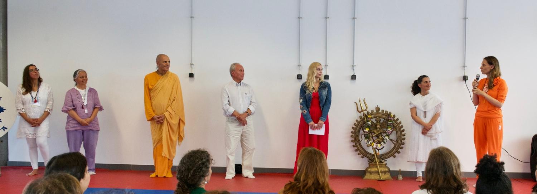 IDY - 2019, June, 23rd - Representatives of the Yoga Schools