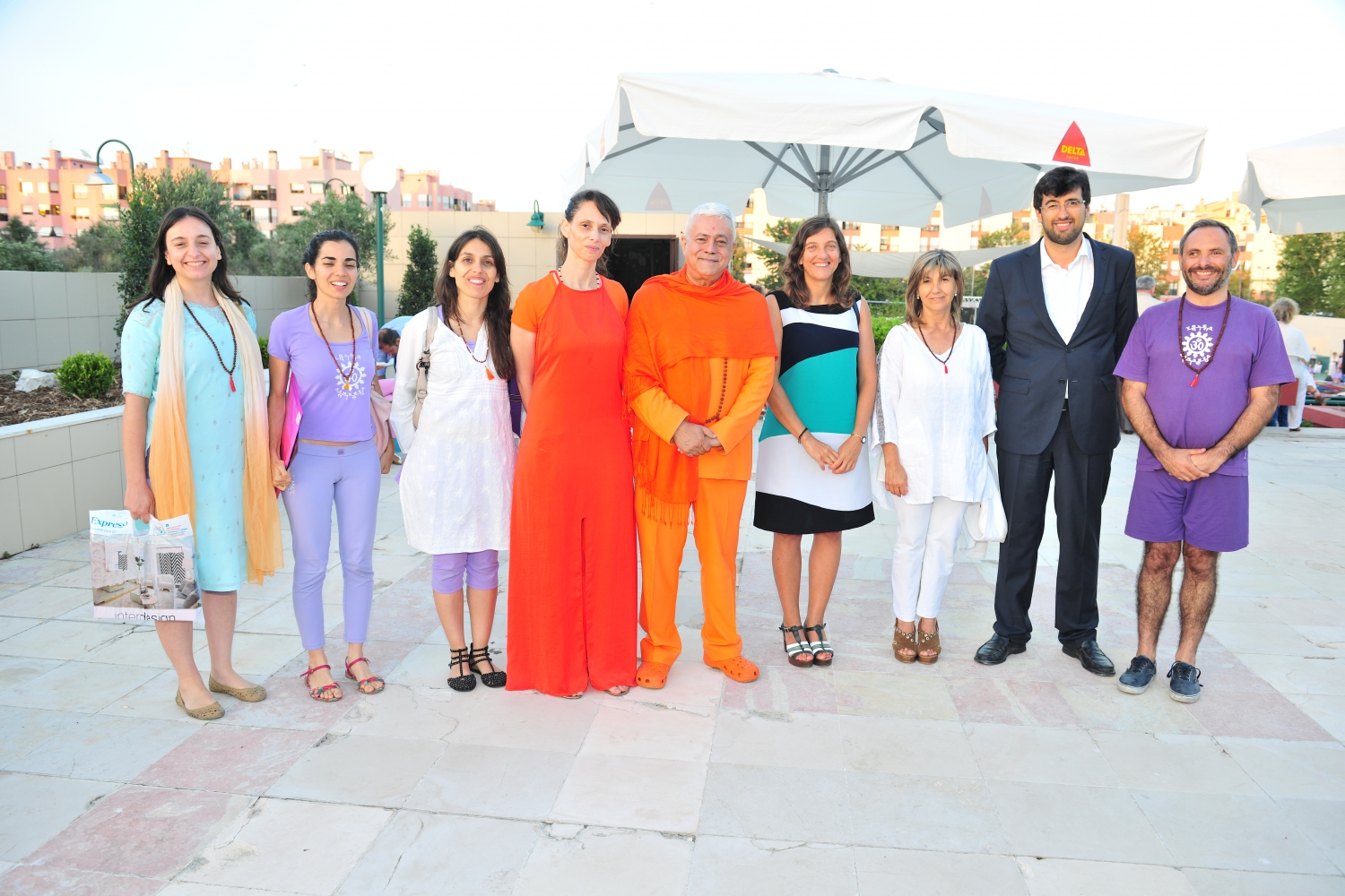 Commemoration of the International Day of Yoga - IDY - 2017 - Lisboa, Hindu Community