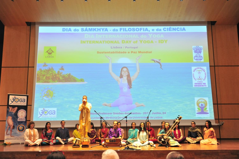 Día del Sámkhya - de la Filosofía y de la Ciencia - 2017