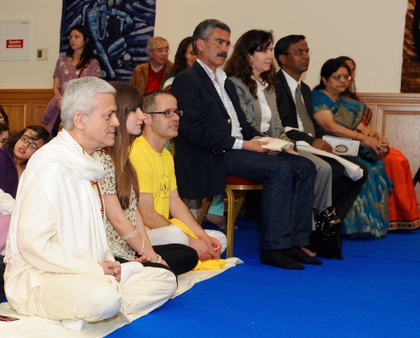 As Entidades Oficiais e as Escolas do Yoga presentes no 4º Encontro Ibérico do Yoga