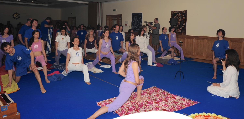 Shiva Mahá Shakti Sádhaná - Aula do Yoga