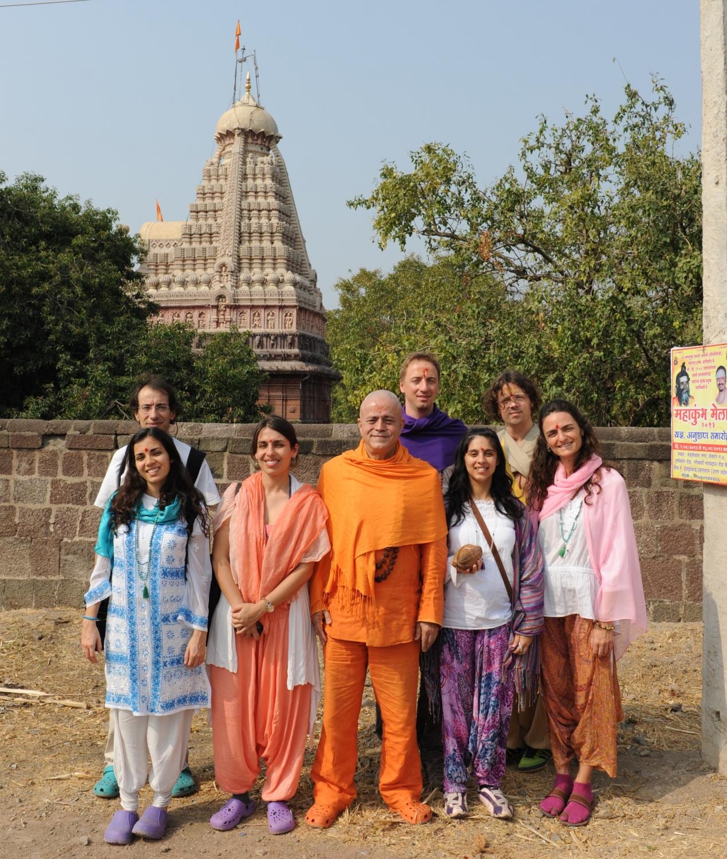 Jyotirlingam de Grishneshvar, Inde - 2013, février