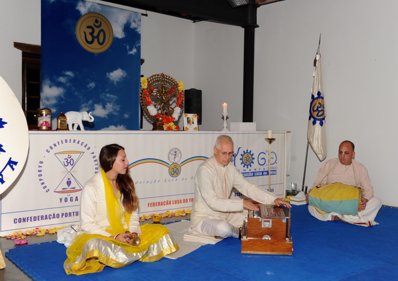 Apresentação de Mantra pela ISKCON - Hare Krshna