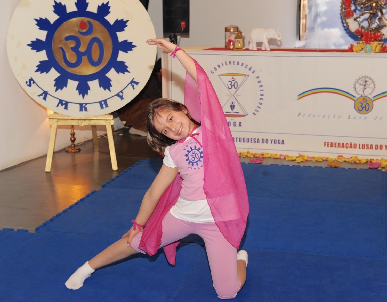 Apresentação do Yoga para Crianças