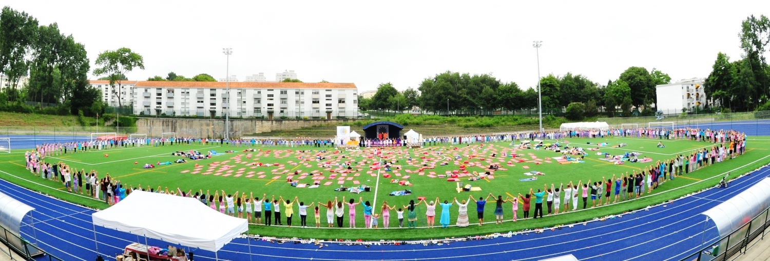 International Day of Yoga - IDY / Dia Internacional do Yoga - 2018 - Porto