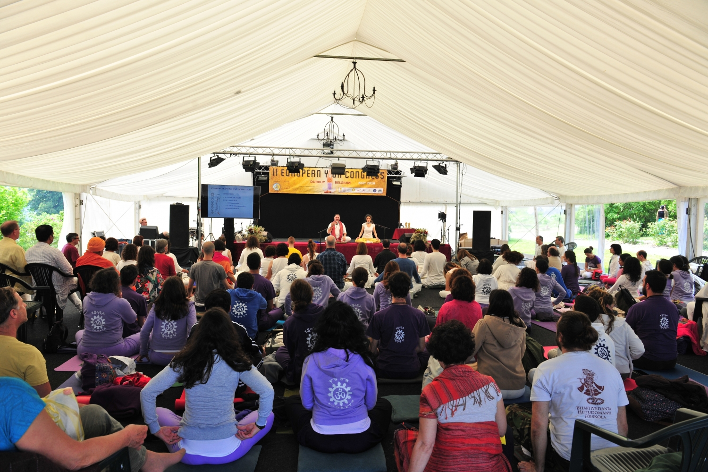 Palestra dada pelo Presidente da Sanatana Dharma - Espanha, Maestro Madhava Achárya