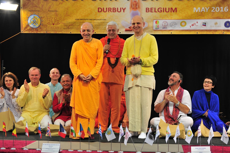 2º Congresso Europeu do Yoga - 2016 - Radhadesh, Bélgica