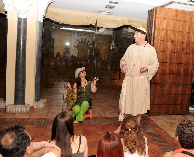 Peça de Teatro apresentada pelo Máyá - Grupo de Teatro Amador e Didático