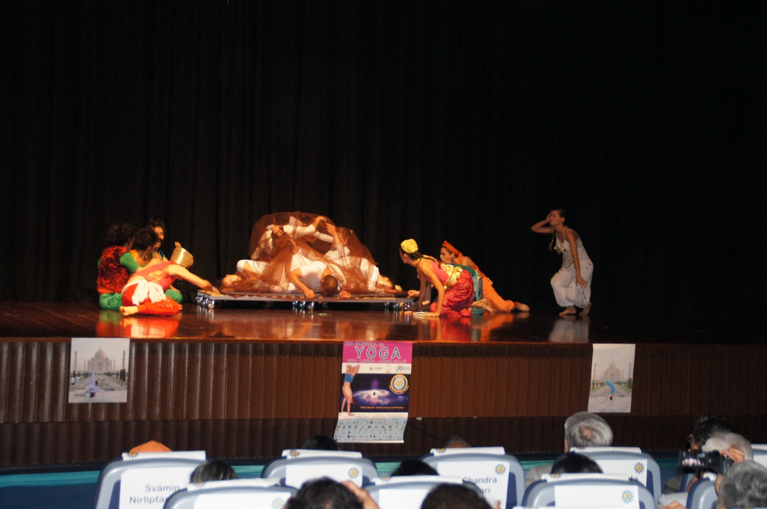 The Churning of the Ocean of Milk (Samudra Manthan)