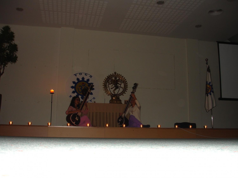 Encontro Nacional do Yoga - Fátima - 2007, Novembro, 9 a 12