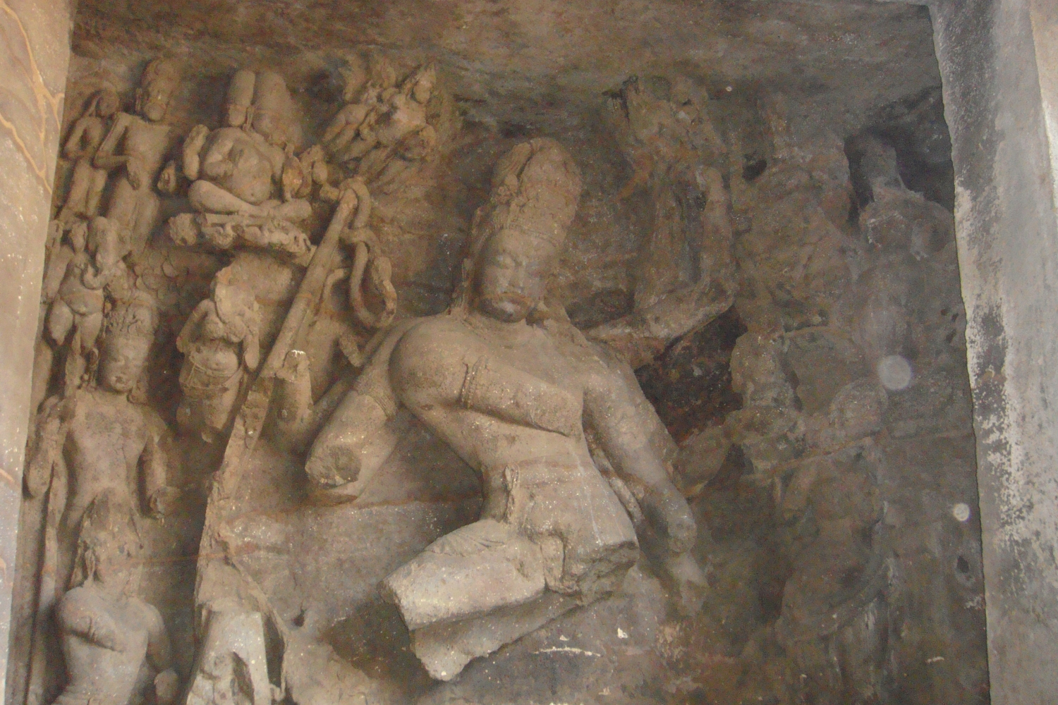 \Elephanta Caves, Mumbai, India - 2009