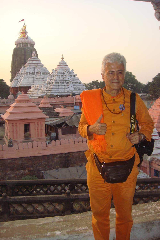 Jagannath Temple, Puri - 2009