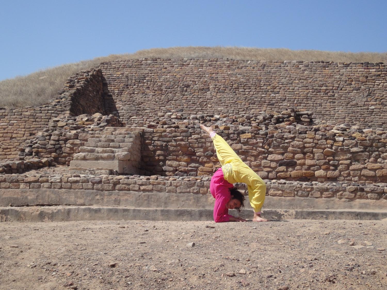 Sítio arqueológico de Dholavira, Índia – 2011