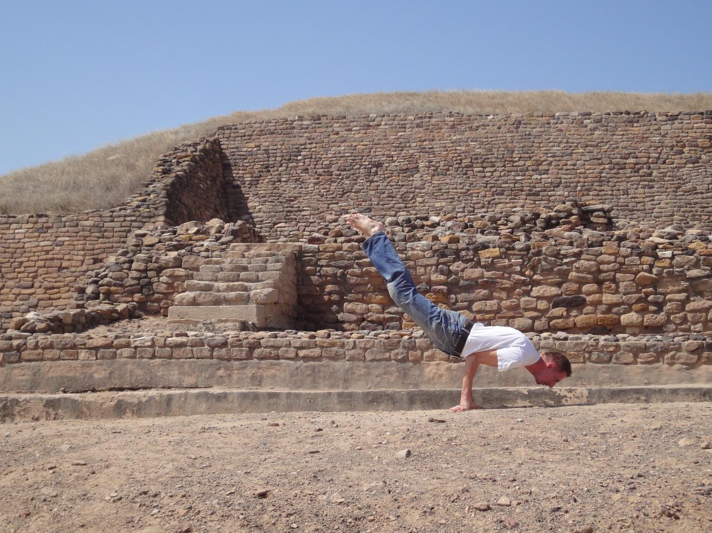 Site archéologique de Dholavira, Inde - 2011