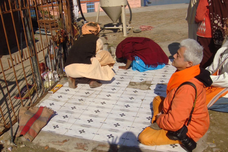 Kumbhamela,  Haridvar - 2010, January