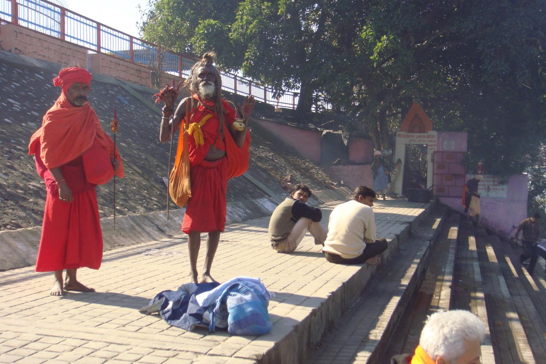 Kumbhamela,  Haridvar - 2010, Janeiro