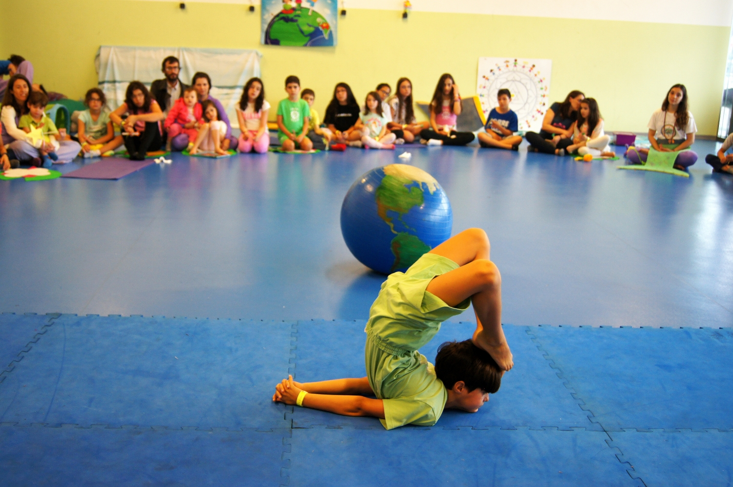 IDY - 2019, June, 23rd - Yoga for Children