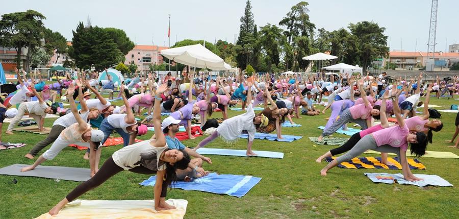 Dia Internacional do Yoga - 2011