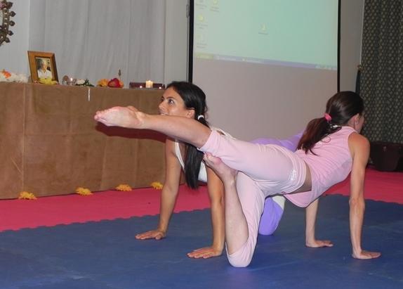 Yoga National Meeting - Monsanto - 2011, November, 11 to 13