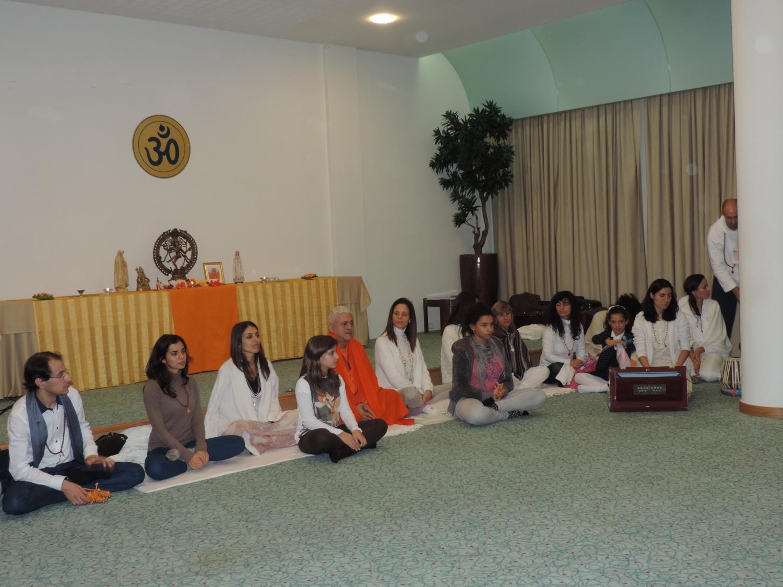 Encontro Nacional do Yoga - Fátima - 2013, Novembro, 15 a 17