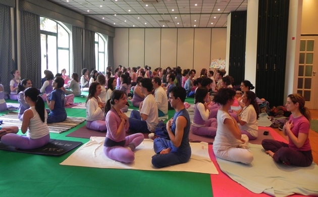 Encontro Nacional do Yoga - Monsanto - 2011, Novembro, 11 a 13