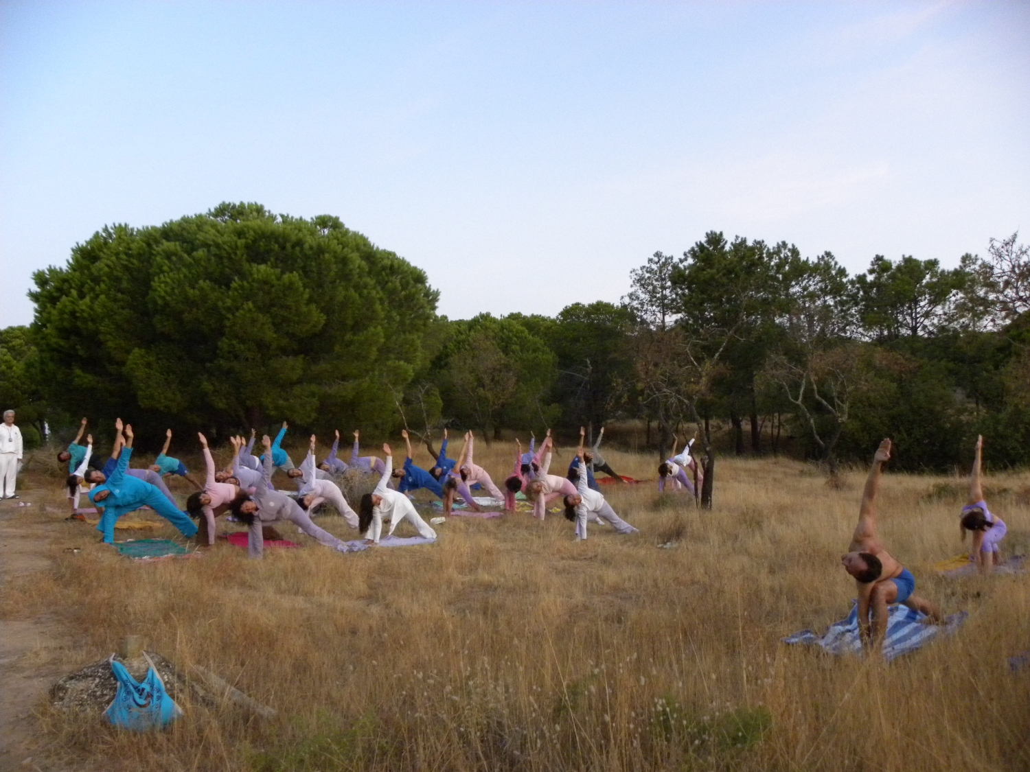 Semana Intensiva do Yoga - 2009 - Quinta da Calma, Algarve