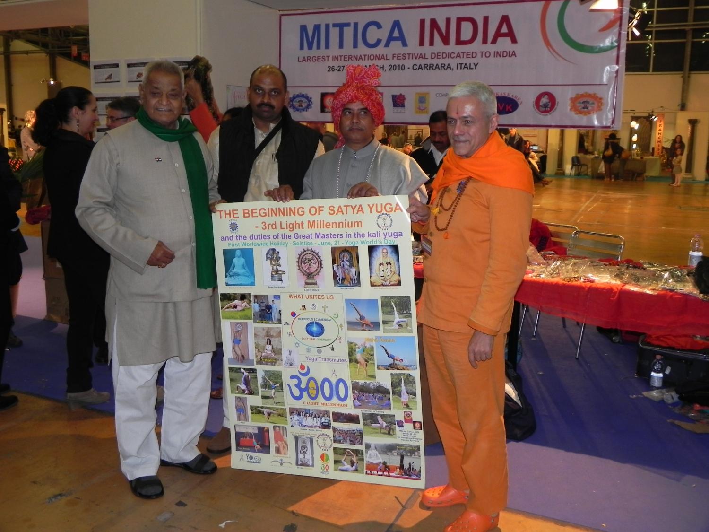 Mittica India, Carrara, Itália - 2010, Março