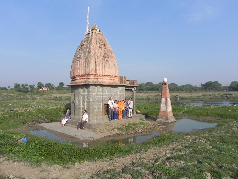 Meridiano Zero, Ujjain, Índia - 2011, Outubro