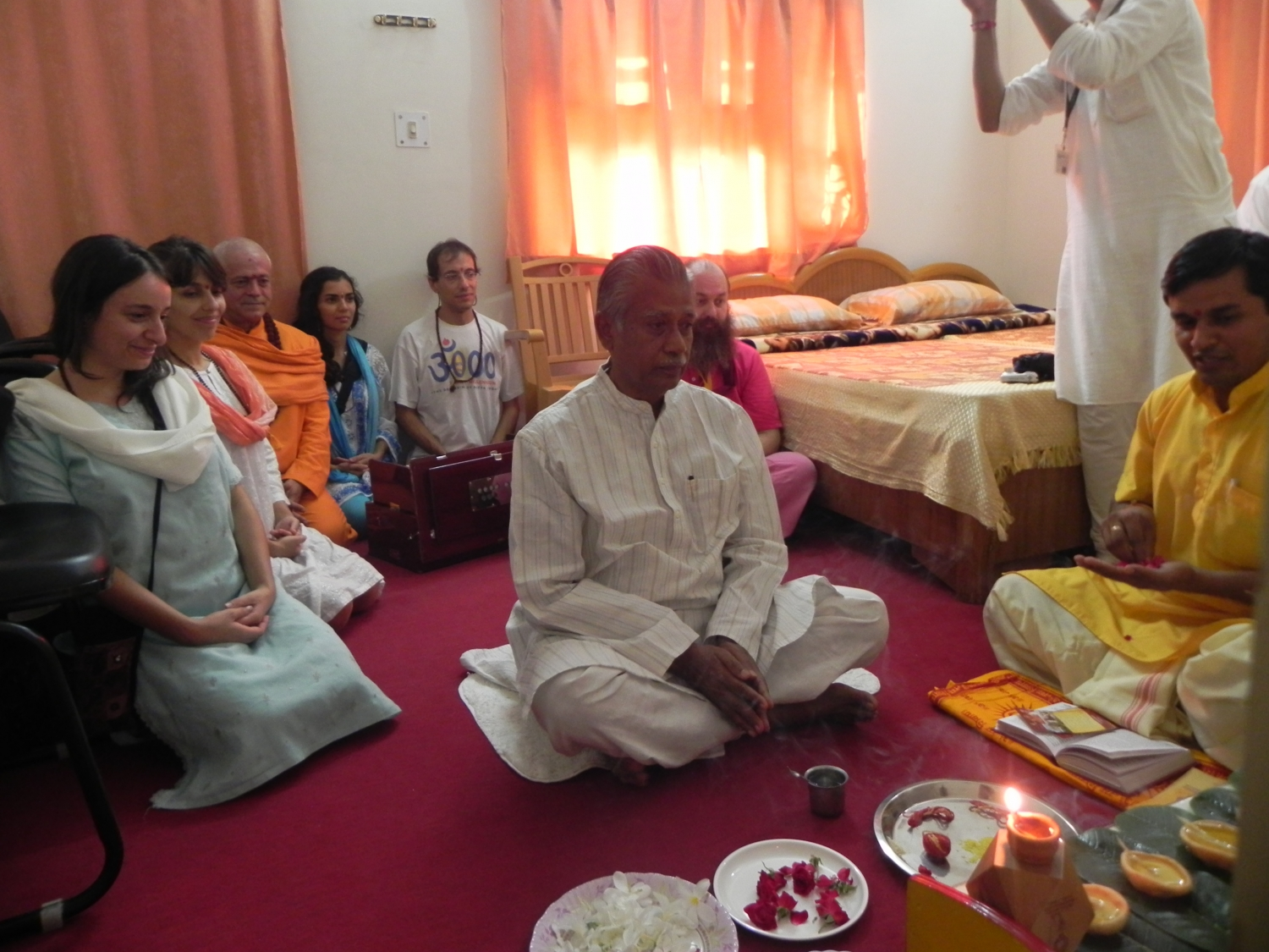 3rd International Festival on Yoga, Culture and Spirituality - Shántikunj Áshrama, Haridvar, Índia - 2012, Outubro, 2 a 6