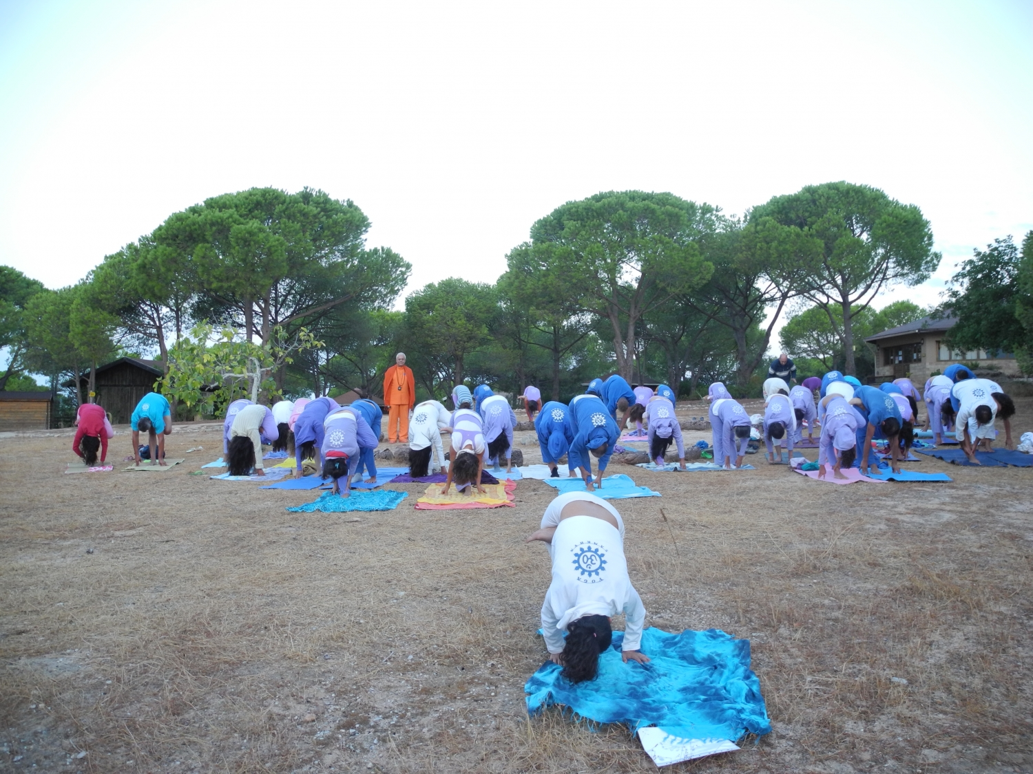 Semana Intensiva do Yoga - 2013 - Quinta da Calma, Algarve