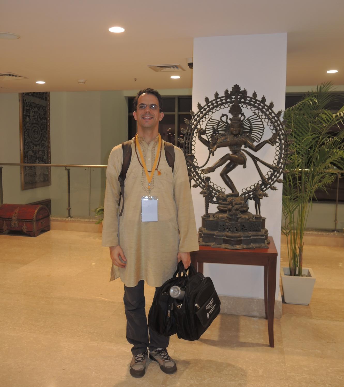 Prof. Garuda da Confederação Portuguesa do Yoga