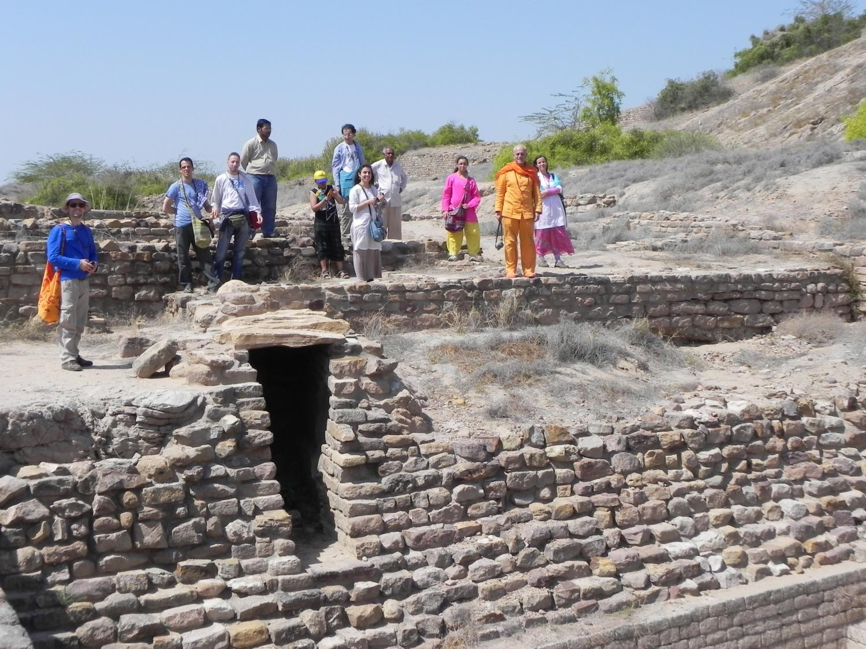 Site archéologique de Dholavira, Inde – 2011