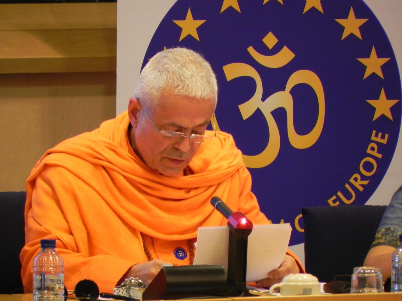 Hindu Forum of Europe -  European Parliament in Brussels, Belgium - 2012, March