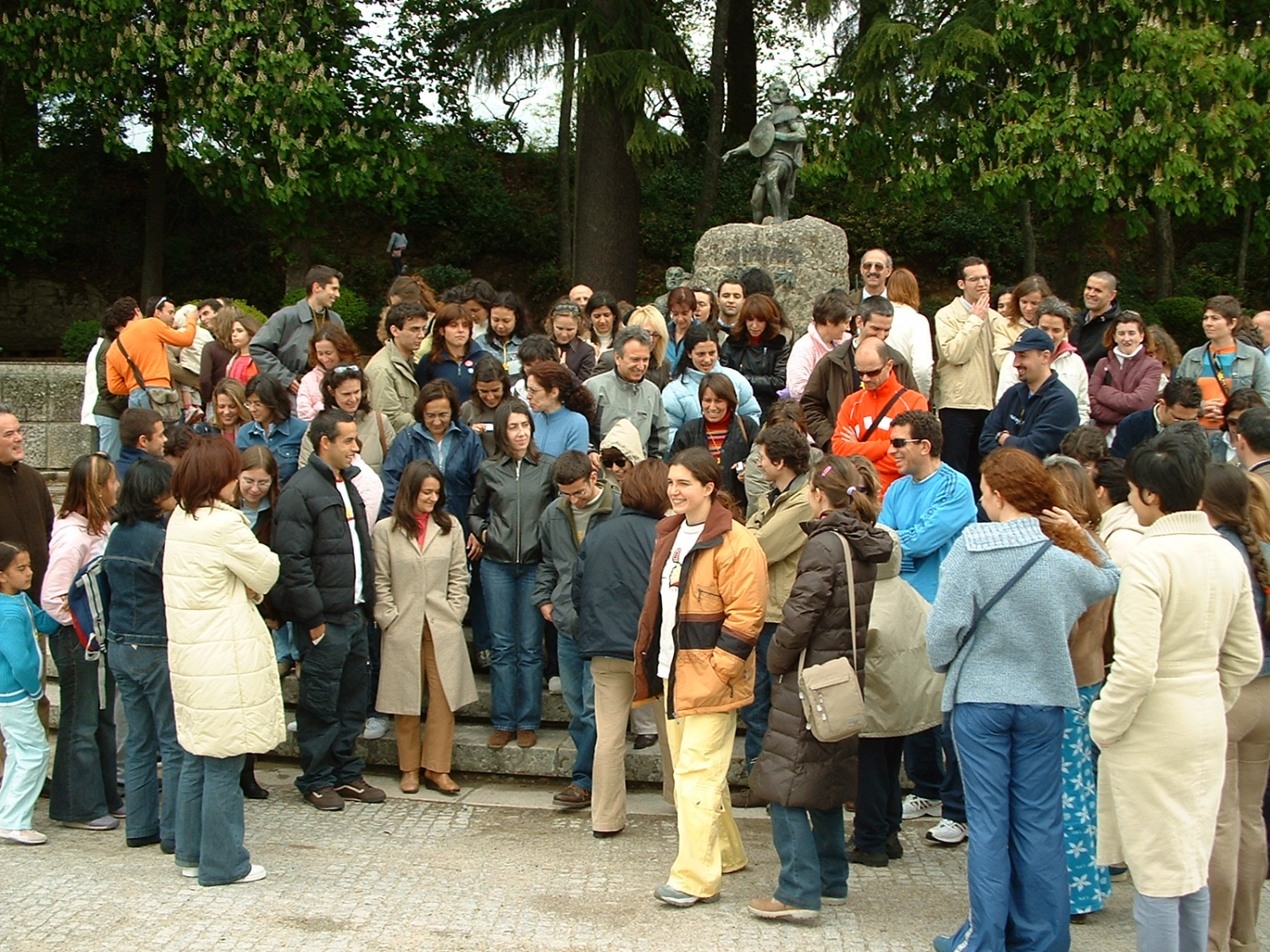 Yoga National Meeting - Viseu - 2005, April, 22 to 24